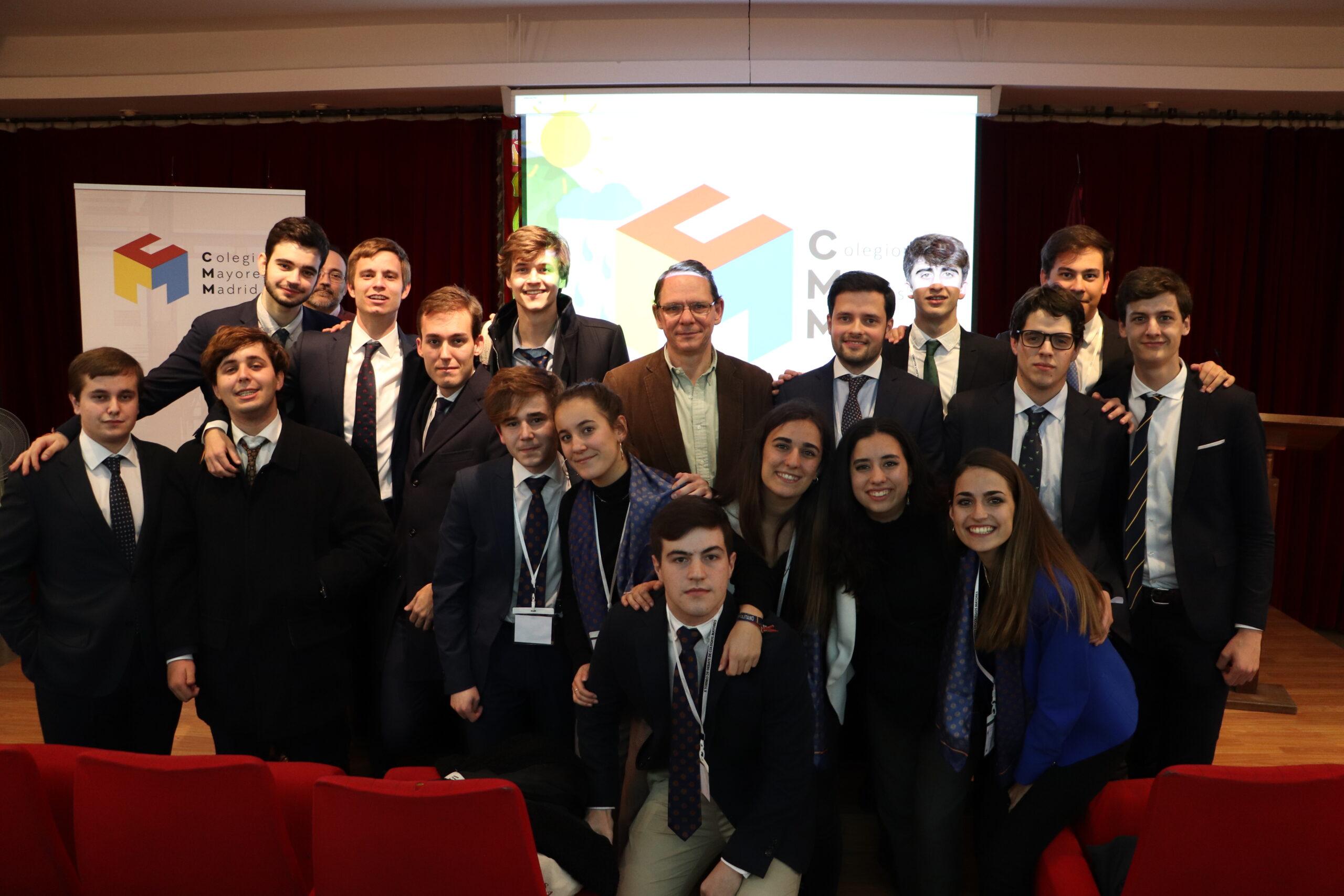 X Torneo de Debate de Colegios Mayores